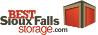 Best Sioux Falls Storage Logo